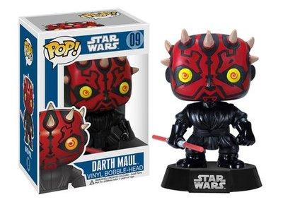 Funko POP! Star Wars 09 Darth Maul