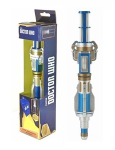 Doctor Who 12th Doctor Sonic Screwdriver 3D Torch