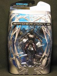Spiderman 3 zwart exclusive limited edition (variant)