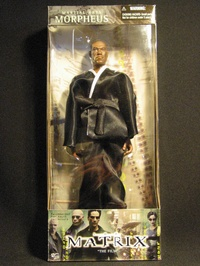 Martial Arts Morpheus (The Matrix)