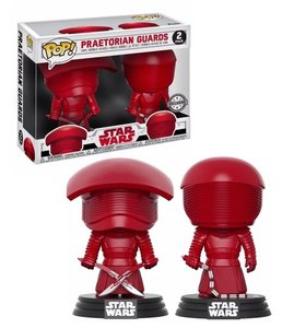 Funko POP! Star Wars 208-209 Praetorian Guards Exclusive 2-pack