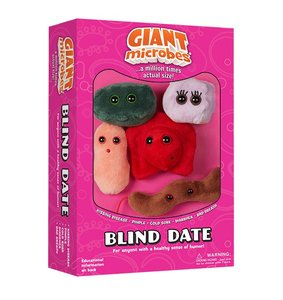 Giant Microbes Theme Box Blind Date