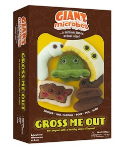 Giant Microbes Theme Gross Me Out Dwellers