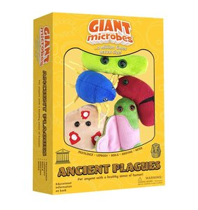 Giant Microbes Theme Box Ancient Plagues