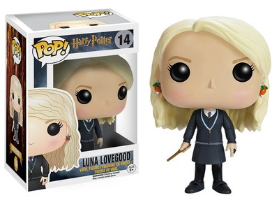 Funko POP! Movies Harry Potter -14 Luna Lovegood