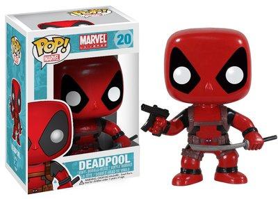 Funko POP! Movies Marvel Deadpool 20 Deadpool