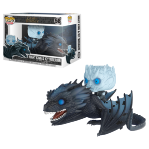 Funko POP! Television Game of Thrones 58 Night King & Icy Viserion