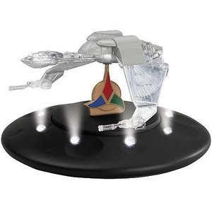 Corgi 40 year Star Trek Klingon Bird of prey Limited Edition model
