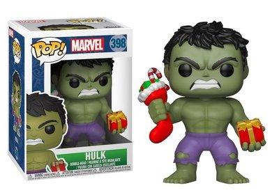 Funko POP! 398 Xmas Hulk