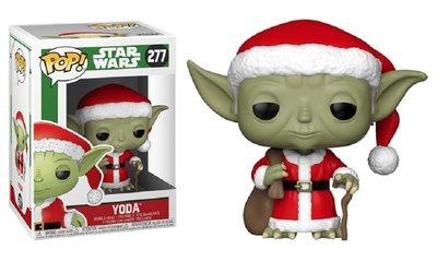 Funko POP! 277 XmaS Yoda