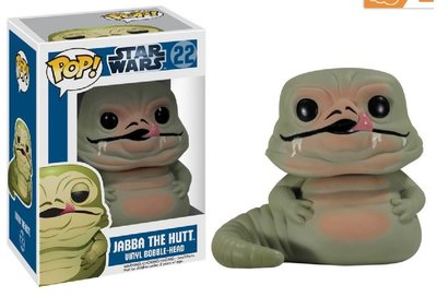 Funko Pop! Vinyl Star Wars 22 Jabba the Hutt