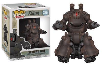 Funko POP! Vinyl Games Fallout 375 6 inch Sentry Bot