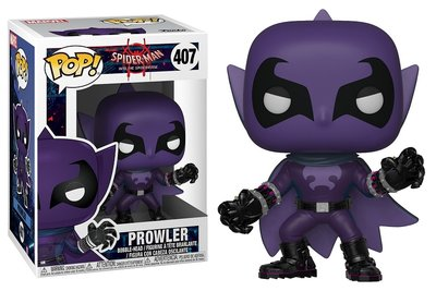 Funko POP! Vinyl Marvel Spider-Man Into the Spider-Verse 407 Prowler
