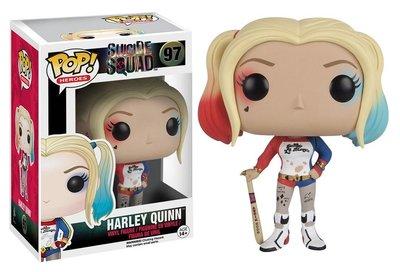 Funko POP! Vinyl DC Suicide Squad 97 Harley Quinn