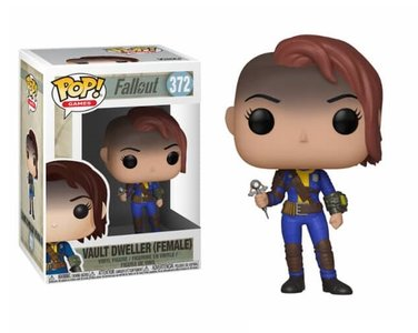 Funko Pop Fallout 372 Female Vault Dweller