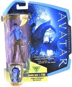 Avatar: Avatar Norm Spellman actiefiguur/action figure MOC
