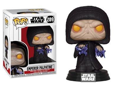 Funko Pop! vinyl figuur - Star Wars Return of the Jedi 289 Emperor Palpatine