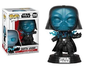 Funko Pop! vinyl figuur - Star Wars Return of the Jedi 288 Electrocuted Darth Vader