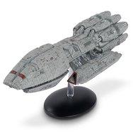 Eaglemoss - Battlestar Galactica - Pegasus Ship 1978 - front side view
