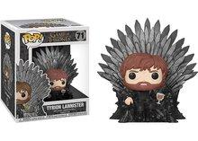 Funko Pop! Vinyl figuur - Fantasy Game of Thrones 71 Tyrion Lannister on Iron Throne