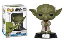 Funko Pop! Vinyl figuur - Star Wars The Clone Wars 269 Yoda