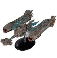 Eaglemoss - Star Trek Discovery SP01 Klingon Sarcophagus Ship Special Edition