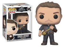 Funko Pop! Vinyl figuur - Scifi Jurassic World Fallen Kingdom 585 Owen Grady