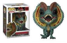 Funko Pop! Vinyl figuur - Scifi Jurassic Park 25th Anniversary 550 Dilophosaurus
