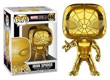 Funko Pop! Vinyl figuur - Marvel MCU 440 Iron Spider Chrome Fan Vote Winner