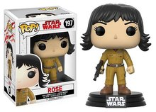 Funko Pop! Vinyl figuur - Star Wars The Last Jedi 197 Rose