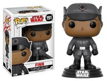 Funko Pop! Vinyl figuur - Star Wars The Last Jedi 191 Finn