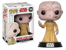 Funko Pop! Vinyl figuur - Star Wars The Last Jedi 199 Supreme Leader Snoke
