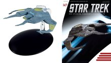 Eaglemoss model - Star Trek The Official Starships Collection 147 Baran's Raider