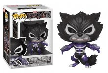 Funko Pop! Vinyl figuur - Marvel Venom S2 515 Rocket Racoon Venomized