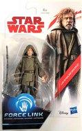 Hasbro actiefiguur - Star Wars The Last Jedi Force Link C1503/C3525 Luke Skywalker Jedi Exile