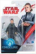 Hasbro actiefiguur - Star Wars The Last Jedi Force Link C1503/C3527 Leia Organa General