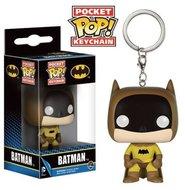 Funko Pocket Pop! Keychain - DC Batman 75th Anniversary Batman Yellow Suit