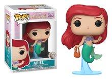 Funko Pop! Vinyl figuur - Disney The Little Mermaid 30 Years 563 Ariel with Bag