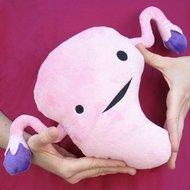 I Heart Guts - Gigantische Baarmoeder (Huge Uterus) plush