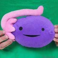 I Heart Guts - Extra grote Eierstok (Oversized Ovary) plush