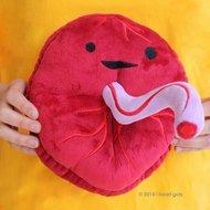 I Heart Guts - Placenta plush