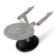 Eaglemoss Star Trek The Official Starships Collection Bonus XL11 Discovery USS Enterprise NCC-1701 Ship Front