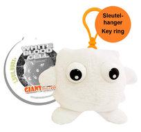 Giant Microbes sleutelhanger witte bloedcel (White Blood Cell)