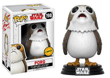 Funko Pop! Vinyl Figure - Star Wars The Last Jedi 198 Porg Chase