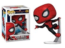 Funko Pop! Vinyl figuur - Marvel Spider-man Far From Home 470 Spiderman Upgraded Suit