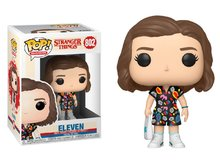 Funko Pop! Vinyl figuur - Fantasy Stranger Things 802 Eleven (Mall Outfit)