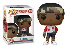 Funko Pop! Vinyl Figure - Fantasy Stranger Things 807 Lucas (in Mall Outfit)