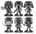 Funko Pop! Vinyl figuur - Star Wars The Rise of Skywalker 325 Knight Of Ren - Chrome